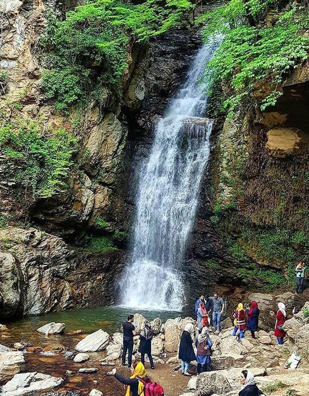آبشار دودوزن شفت