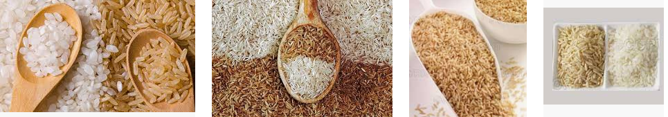 بدنسازی برنج قهوه ای