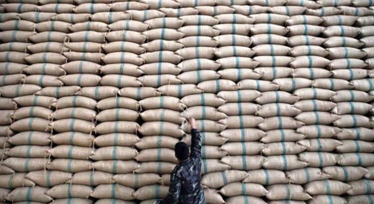 برنج بسته بندی