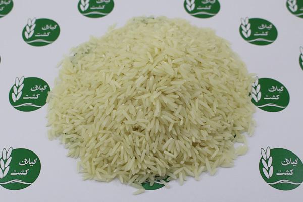برنج صدری دم سیاه