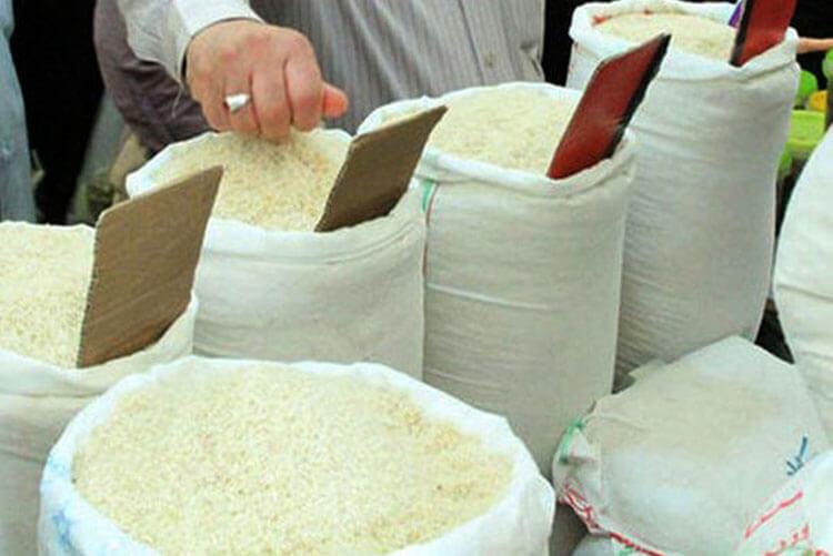 برنج فله ای