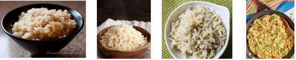 جلوگیری برنج قهوه ای از سرطان