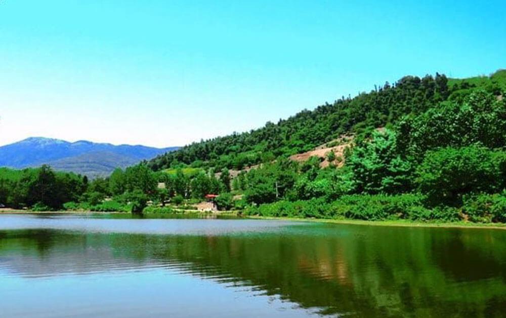 دریاچه حلیمه جان رودبار