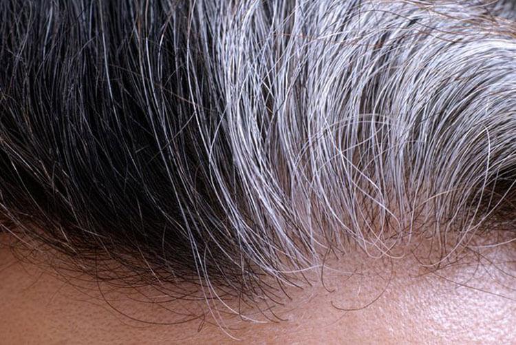 دمنوش سبوس برنج و لیمو عمانی برای جلوگیری از سفیدی موها