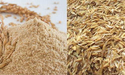 فرق شلتوک با سبوس برنج