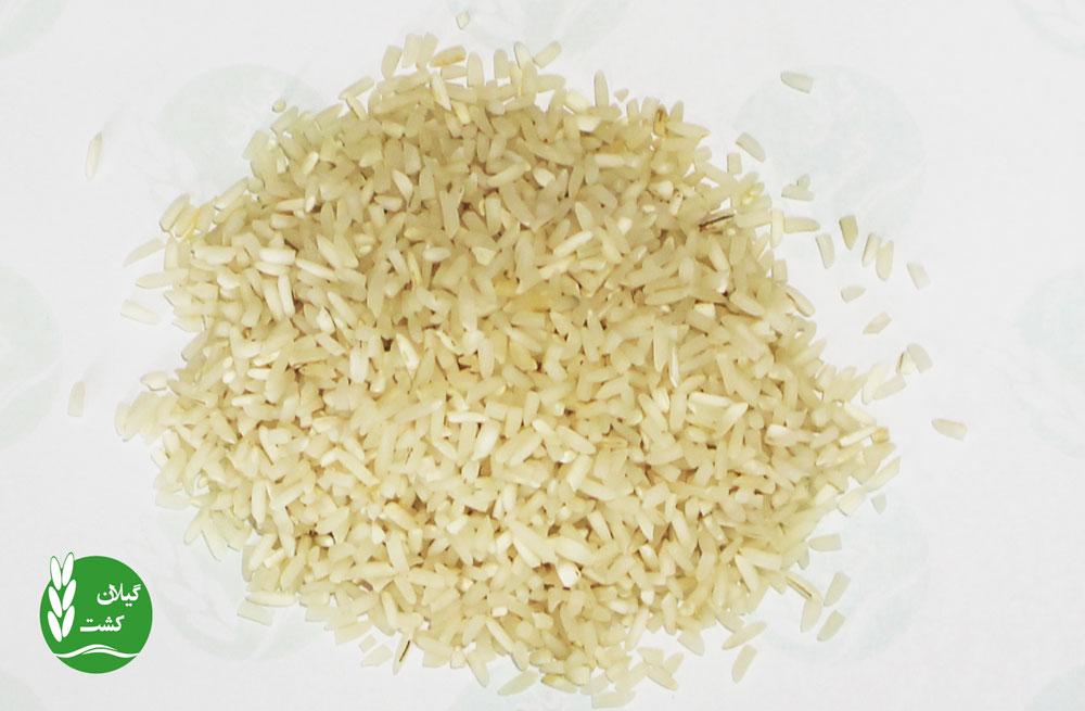 نیمدانه برنج