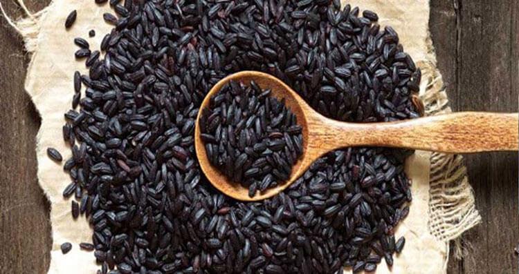 خواص و کاربردهای برنج سیاه