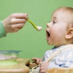 تهیه غذای کودک با لعاب برنج