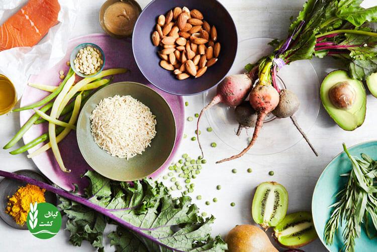 تغذیه سالم بهترین راه برای درمان دیابت