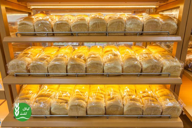 نان آماده