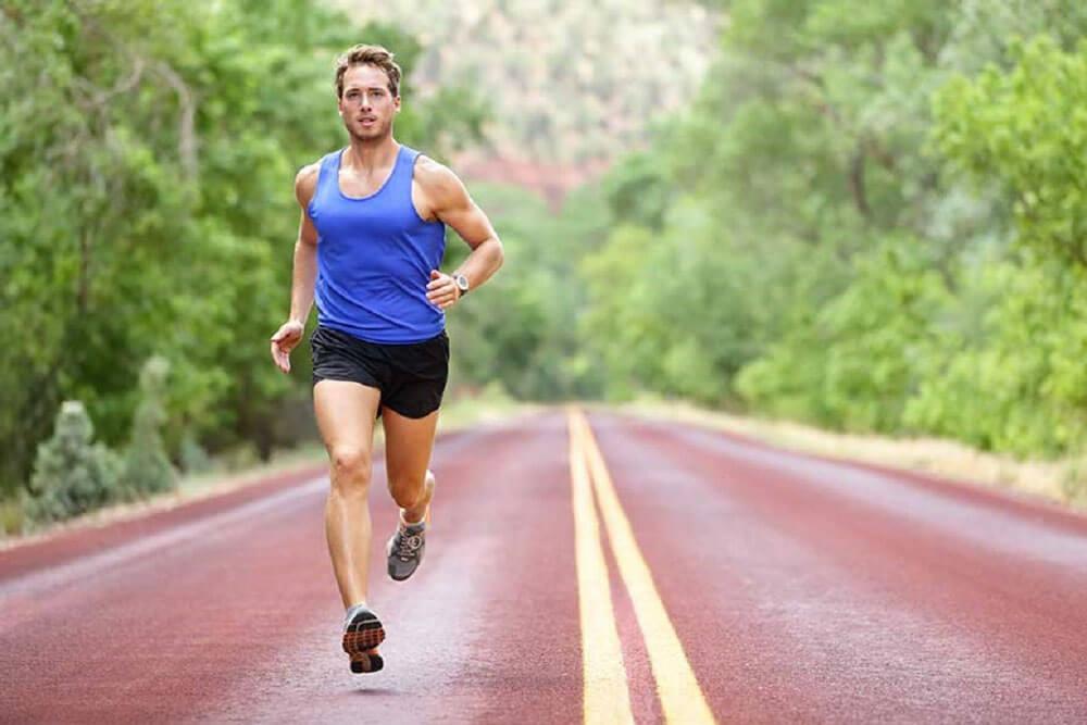 با ورزش کردن