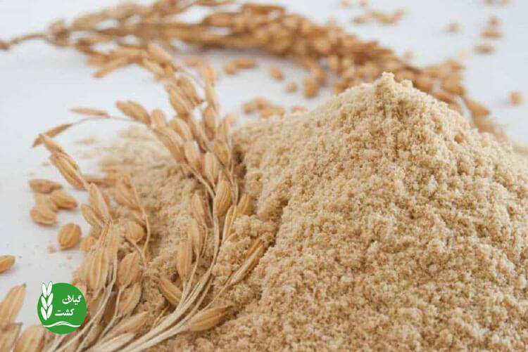 برخی دیگر از مزایای مصرف سبوس برنج