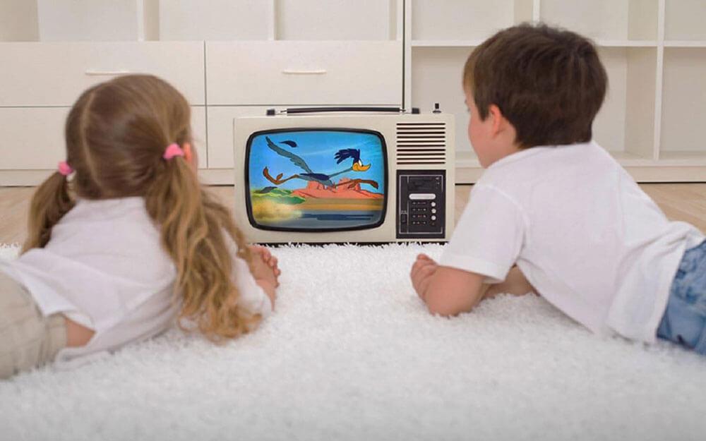 کم کردن زمان تماشای تلویزیون